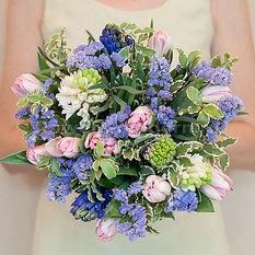 Букет Б065 из весенних цветов