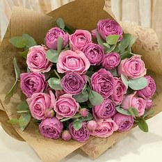 Монобукет Б354 из роз