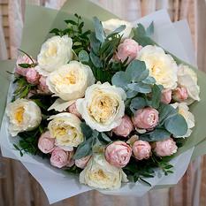 Букет Б423 из роз