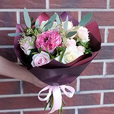 Букет Б432 из роз