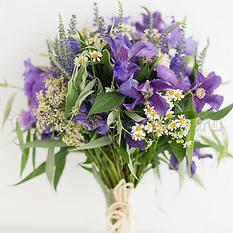Букет С004 из полевых цветов
