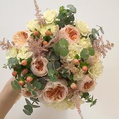 Букет невесты С043