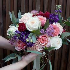 Букет невесты С098